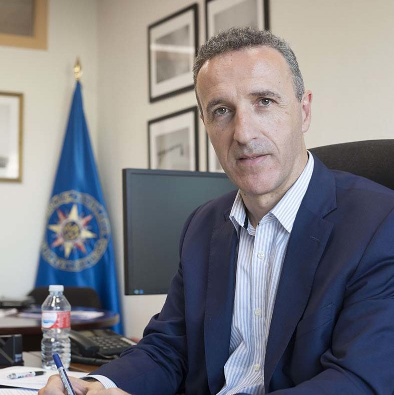 Jesus de Andrés, director regional de formación de UNED.